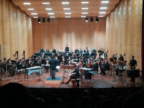 """Louis Quiles - Concerto pour Percussion et orchestre """"Sieidi"""" de Kalevi Aho"""