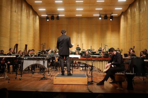 """Louis Quiles - Concerto pour Percussion et orchestre """"Sieidi"""" de Kalevi Aho - Djembe"""