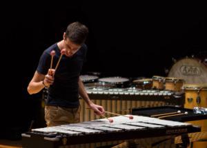 Louis Quiles - PAS Greece 2016 - Solo de Vibraphone du Livre des Claviers de Philippe Manoury