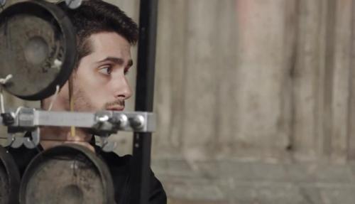 Louis Quiles - E Vidi Quatro Stelle concerto pour 5 soliste percussionniste et orchestre – Alessandro SOLBIATI :